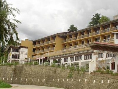 Отель Riverview 3* Тхимпху Бутан