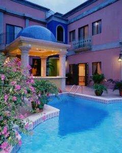 Отель Portal Del Angel 5* Тегусигальпа Гондурас