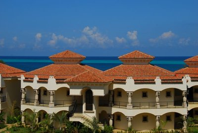 Отель Blue Ocean Reef Resort 5* о. Роатан Гондурас