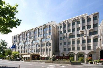 Отель Le Royal Luxembourg 5* Люксембург Люксембург