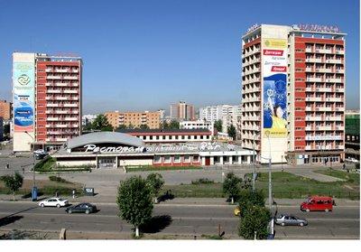 Отель Bayangol Hotel 4* Улан-Батор Монголия