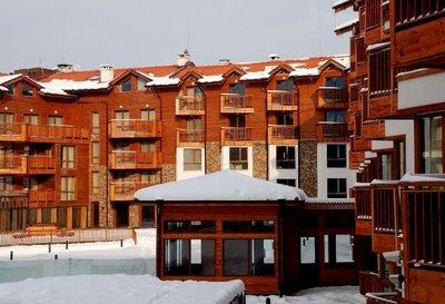 Отель Нарцис 4* Банско Болгария