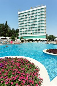 Отель Вероника 3* Солнечный день Болгария