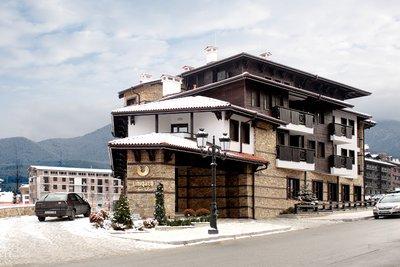 Отель Uniqato Boutique Hotel 3* Банско Болгария