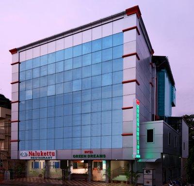 Отель Green Dreams Hotel 3* Керала Индия