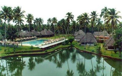 Отель Marari Beach Resort 4* Керала Индия