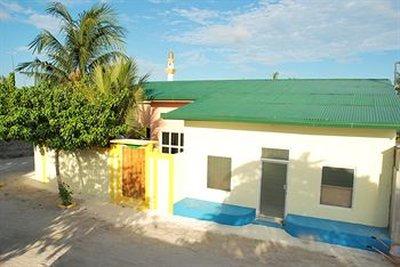 Отель Summer Villa Guest House 3* Южный Мале Атолл Мальдивы