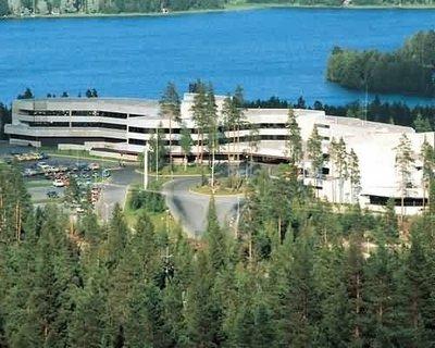 Отель Rantasipi Laajavuori 4* Ювяскюля Финляндия