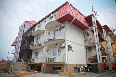Отель Kamilla Small Hotel 3* Николаевка Крым