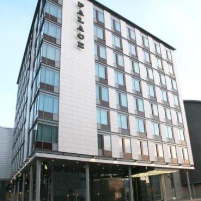 Отель Glo Hotel Sello 4* Хельсинки Финляндия