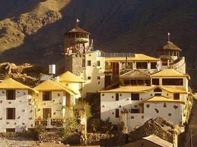 Отель Kuntur Wassi Colca Hotel 3* Кабанаконде Перу