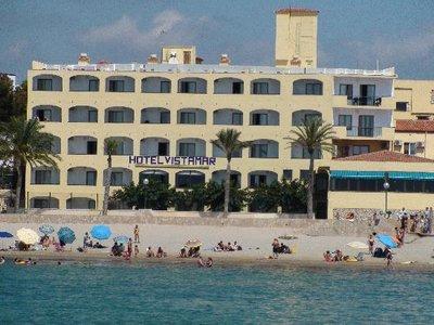 Отель Vistamar Hotel 4* Коста Дорада Испания