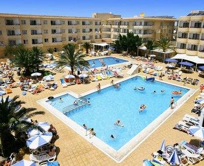 Отель Costa Sur Hotel 2* о. Ибица Испания