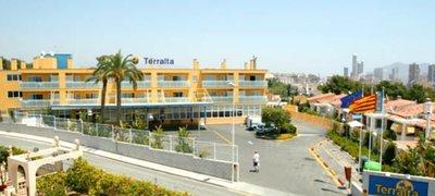 Отель Terralta Benidorm Apartamentos 3* Коста Бланка Испания