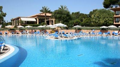 Отель Fergus Club Vell Mari 4* о. Майорка Испания