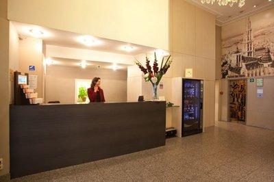 Отель Century Hotel 3* Антверпен Бельгия
