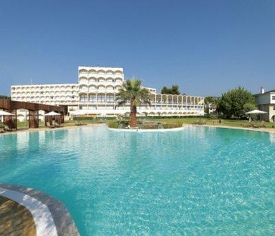 Отель Dassia Chandris & Spa Hotel 4* о. Корфу Греция