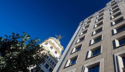 Отель Vincci Via 66 4* Мадрид Испания