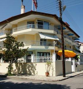 Отель Eden Hotel 2* Пиерия (Паралия Катерини) Греция