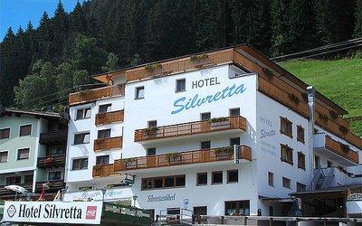 Отель Silvretta Hotel Kappl 3* Ишгль Австрия