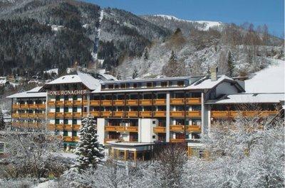 Отель Thermenhotel Ronacher 5* Бад Кляйнкирххайм Австрия