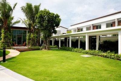 Отель Two Villas Holiday Oxygen Style Bangtao Beach 4* о. Пхукет Таиланд