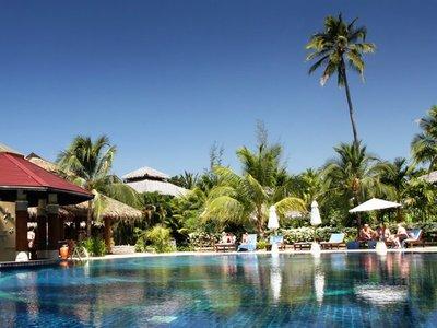 Отель Centara Koh Chang Tropicana Resort 4* о. Чанг Таиланд