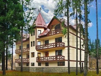 Отель Новый 3* Буковель (Поляница) Украина - Карпаты