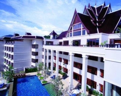 Отель Pavillion Queen's Bay Hotel 4* Краби Таиланд
