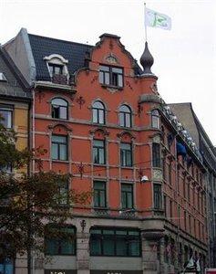 Отель P-Hotels Oslo 3* Осло Норвегия