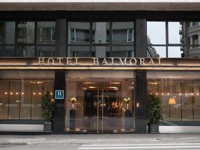 Отель Abba Balmoral Hotel 4* Барселона Испания