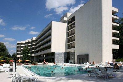 Отель Danubius Health Spa Resort Balnea Esplanade 4* Пьештяны Словакия