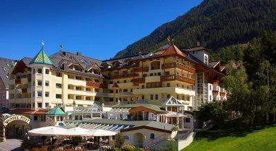 Отель Post Hotel Ischgl 4* Ишгль Австрия