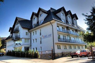 Отель Bel Ami 3* Закопане Польша