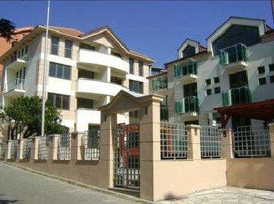 Отель Nion 3* Бечичи Черногория