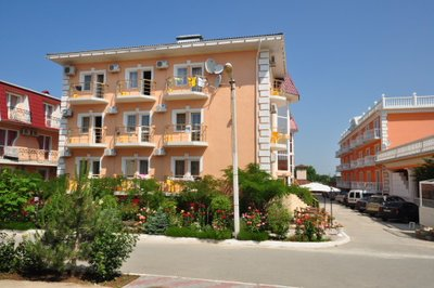 Отель Энигма 3* Николаевка Крым