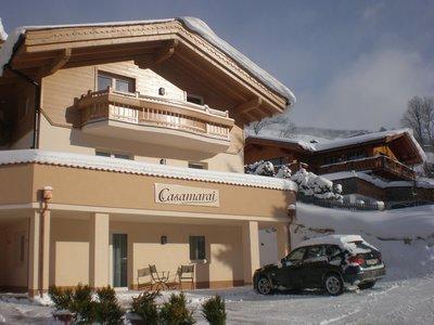 Отель Casamarai Appartement 4* Заальбах Австрия
