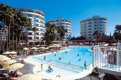 Отель Servatur Waikiki 3* о. Гран Канария (Канары) Испания