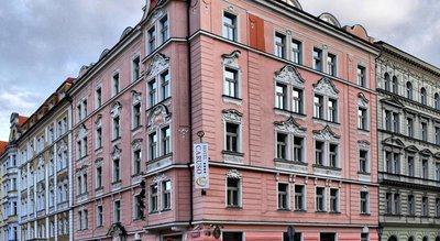 Отель Myo Hotel Caruso 4* Прага Чехия