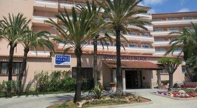 Отель Portals Palace Hotel 4* о. Майорка Испания