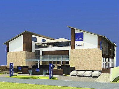 Отель Novotel Goa Shrem Resort 5* Северный Гоа Индия