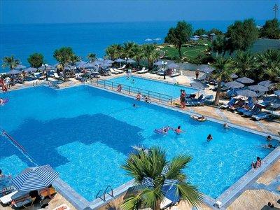 Отель Grecotel Lux.Me White Palace 5* о. Крит – Ретимно Греция