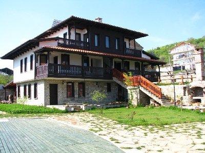 Отель Chorbadji Petkovi Hanove 3* Обзор Болгария