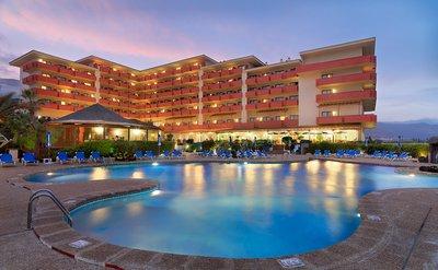 Отель H10 Taburiente Playa 4* о. Пальма (Канары) Испания