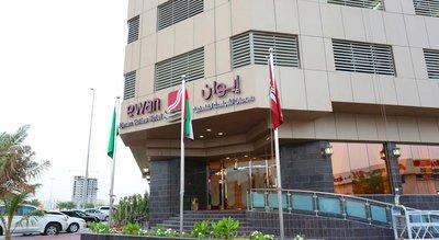 Отель Ewa Ajman Suites 4* Аджман ОАЭ
