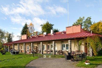 Отель Lossiranta Lodge 3* Савонлинна Финляндия
