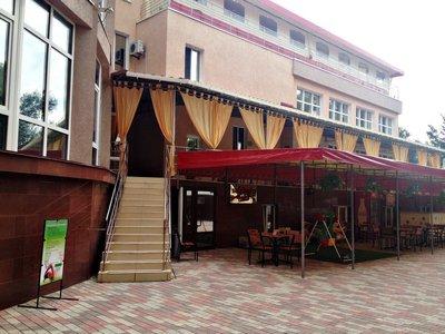 Отель Империя 3* Евпатория Крым