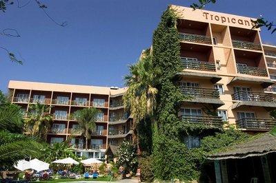 Отель Tropicana Hotel 4* Коста Дель Соль Испания