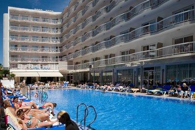 Отель Helios Hotel Lloret de Mar 4* Коста Брава Испания