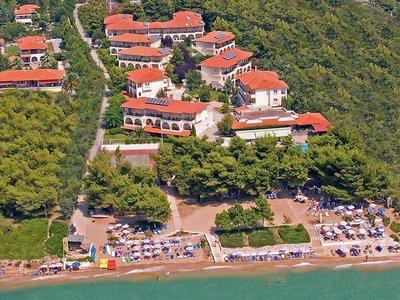 Отель Portes Beach Hotel 4* Халкидики – Кассандра Греция